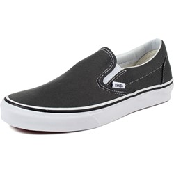 Vans - Unisex Adult Classic Slip-On Shoes In Charcoal