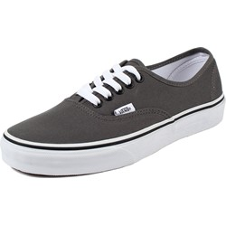 Vans - U Authentic Shoes In Pewter/Black