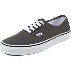 Vans - U Authentic Shoes In Pewter/Black