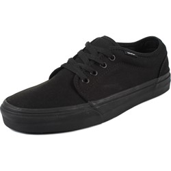 Vans - U 106 Vulcanized Shoes In Black