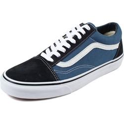 Vans - U Old Skool Shoes In Navy