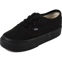 Vans - T Authentic Shoes In Black/Black