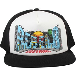 Rebel8 - Backlot Snapback Hat