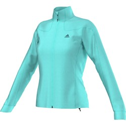Adidas - Womens Hiking Melange Fleece Jacket