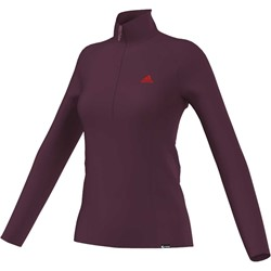 Adidas - Womens Terrex Swift 1/2 Zip T-Shirt