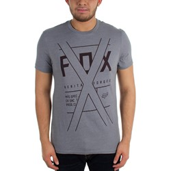 Fox - Mens Crossed Fiction Prem T-Shirt
