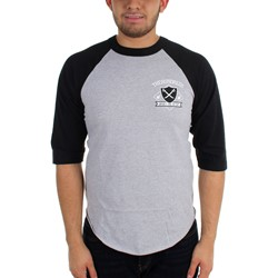 The Hundreds - Mens Home Team Raglan T-Shirt