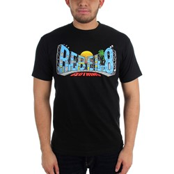 Rebel8 - Mens Backlot T-Shirt