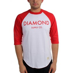 Diamond Supply Co. - Mens Diamond Classic Raglan