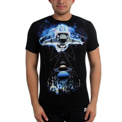 Imaginary Foundation - Mens Atomic Mysticism T-Shirt