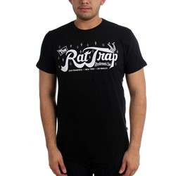 HUF - Mens Todd Francis Rat Trap T-Shirt