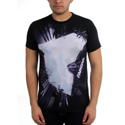 Famous Stars and Straps - Mens Skyscraper Sublimation T-Shirt