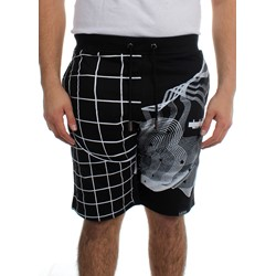 L.A.T.H.C. - Mens Split Grid Shorts