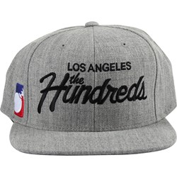 The Hundreds - Mens Forever Team Snapback Hat