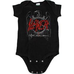 Slayer - Infant Black Eagle Onesie in Black