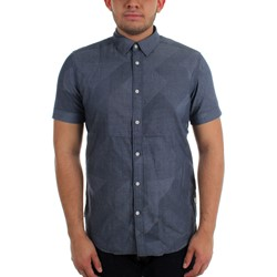G-Star Raw - Mens Landoh Clean Shirt S/S Woven