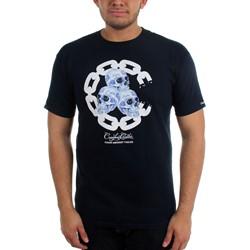 Crooks & Castles - Mens Skull Ware Chain C T-Shirt