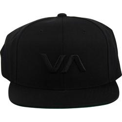 RVCA - Mens VA II Snapback Hat