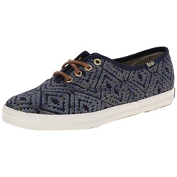 Keds - Womens Champion Tribal Metallic Shoes