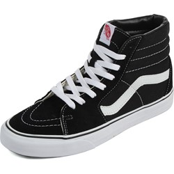 Vans - U Sk8-Hi Shoes In Black/Black/White