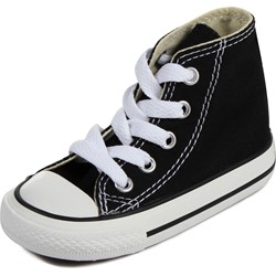 Converse Infant Allstar Hi Chuck Taylor Shoes in Black