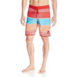 "RVCA - Mens Sunday Stripe 19"" Boardshorts"