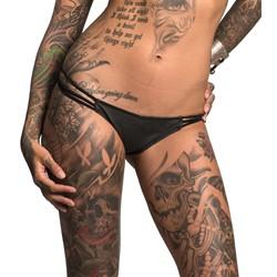Sullen - Womens Icon Bandeau Bikini Bottom