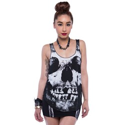 Iron Fist - Womens Loose Tooth Tank Top