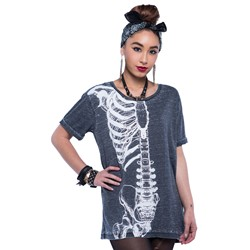 Iron Fist - Womens Wishbone Burnout T-Shirt