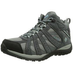 Columbia - Womens Redmond Mid Hiking Shoes