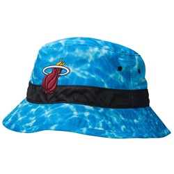 Mitchell & Ness - Mens Miami Heat Bucket Hat