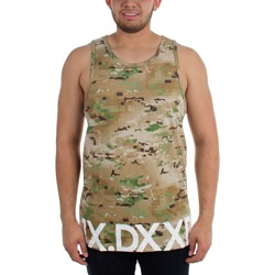 10 Deep - Mens Lower Third Tank-Top
