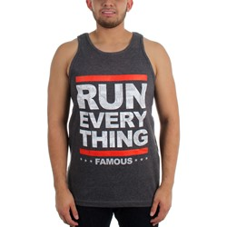 Famous Stars and Straps - Mens Run Everything Tank Top