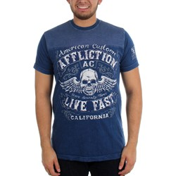 Affliction - Mens Inquisition FB T-Shirt