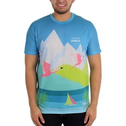 Akomplice - Mens Mingo Takeover T-Shirt
