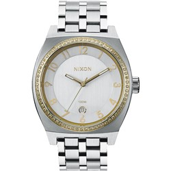 Nixon Women's Monopoly Analog Watch