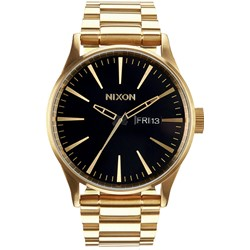 Nixon - Mens Analog Sentry SS Watch