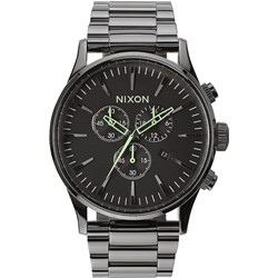 Nixon - Men's Analog Sentry Chrono Watch