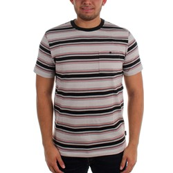 Brixton - Mens Fraction Pocket Knit T-Shirt