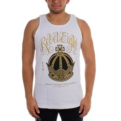 Rebel8 - Mens Rulers Tank Top