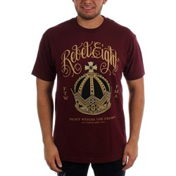Rebel8 - Mens Rulers T-Shirt