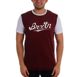 Brixton - Mens Collin Knit T-Shirt