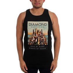 Diamond Supply Co. - Mens Excess 2 Tank Top