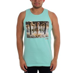 Diamond Supply Co. - Mens Pier Girl Tank Top