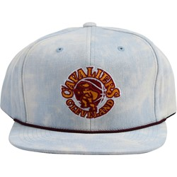Mitchell & Ness - Mens Cleveland Cavaliers Logo Snapback Hat
