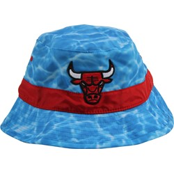Mitchell & Ness - Mens Chicago Bulls Logo Bucket Hat