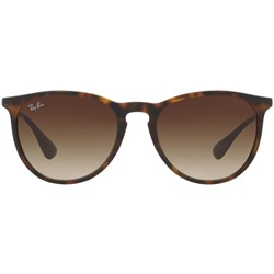 Ray-Ban - Mens Injected Sunglasses in Brown Rubber