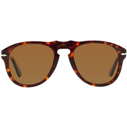 Persol - Mens Acetate Sunglasses in Havana