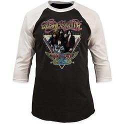 Aerosmith - Mens World Tour Baseball Jersey