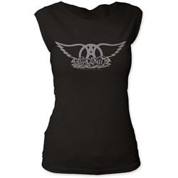 Aerosmith - Womens Logo Women'S Cut T-Shirt
